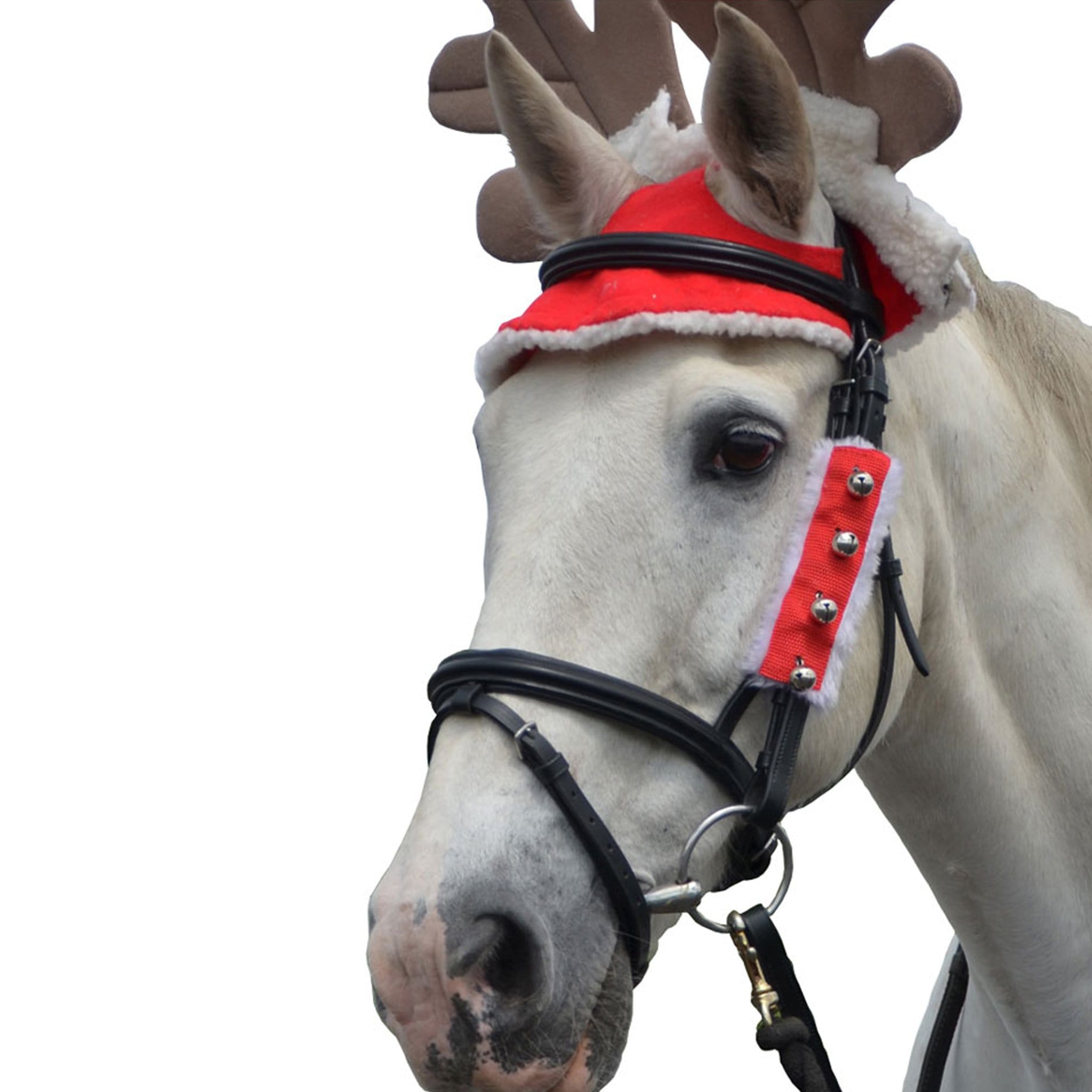 Hy Christmas Santa Bridle Set 15656
