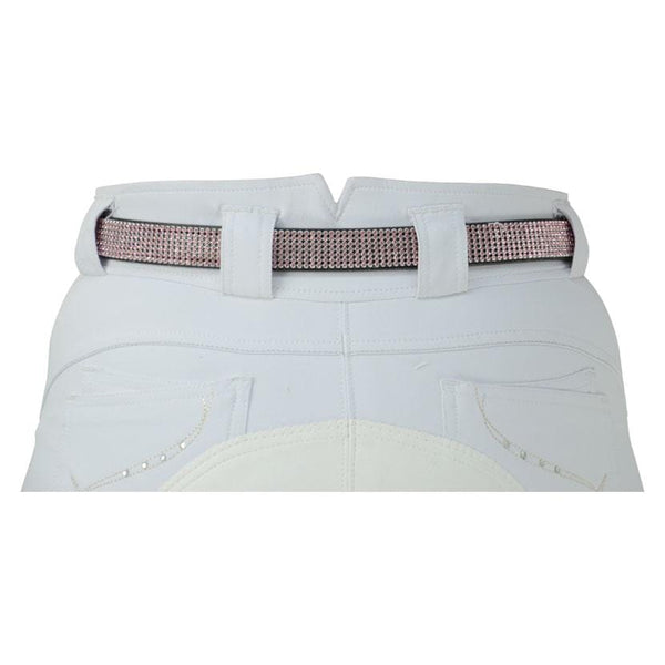 Hy Sparkle Leather Belt - EQUUS
