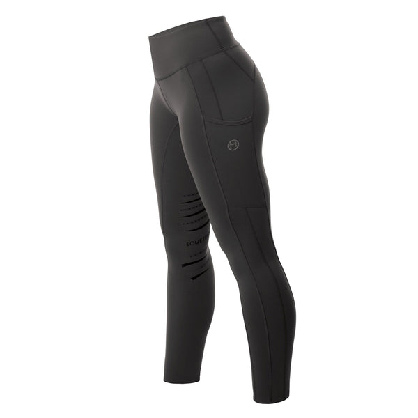 IRT Equetech Inspire Riding Tights Black