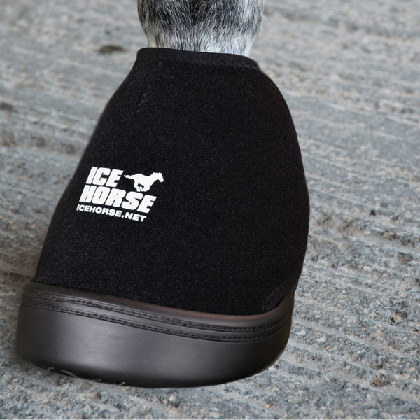 IceHorse Big Black Boot 12207