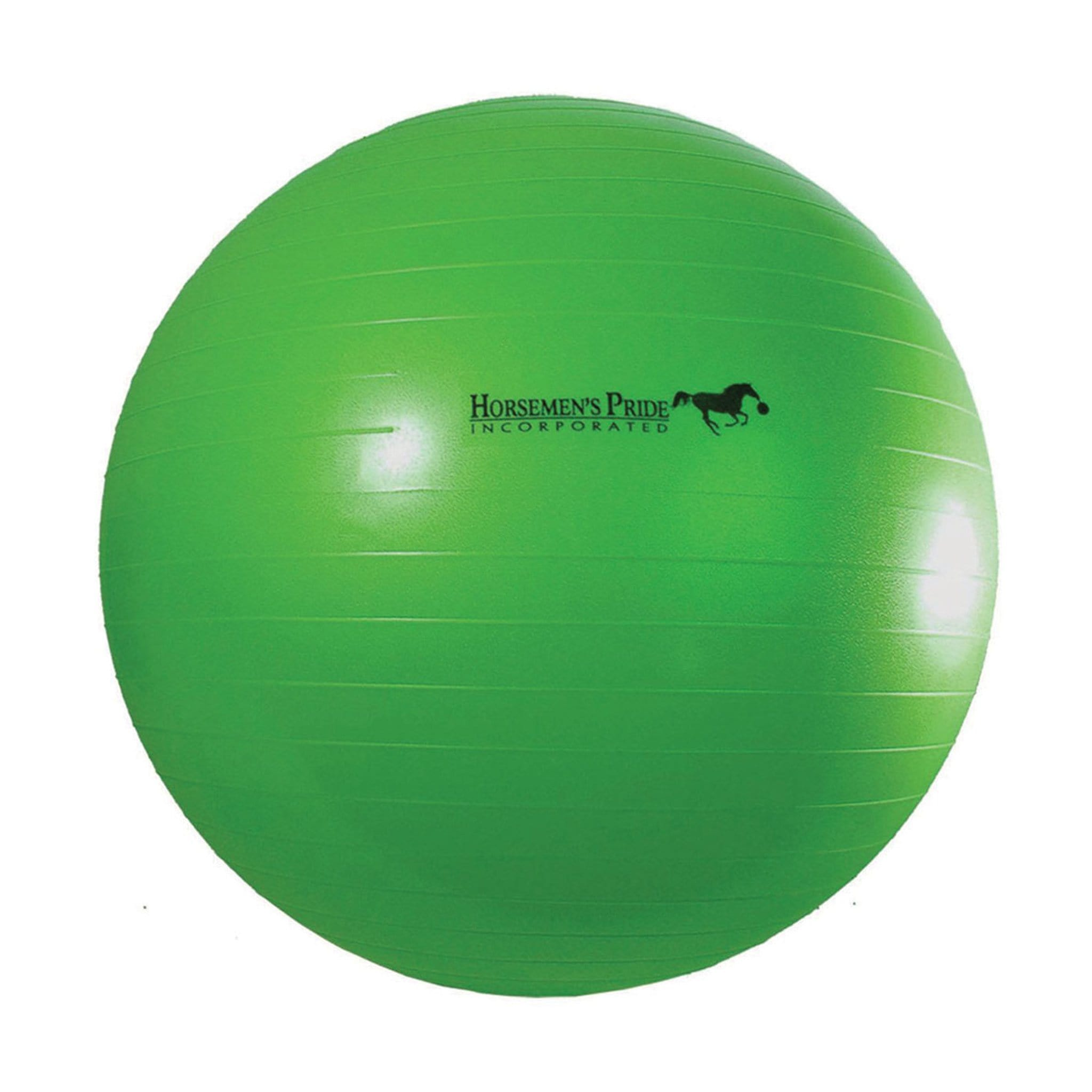 Horsemen's Pride Jolly Mega Ball in Green 7519