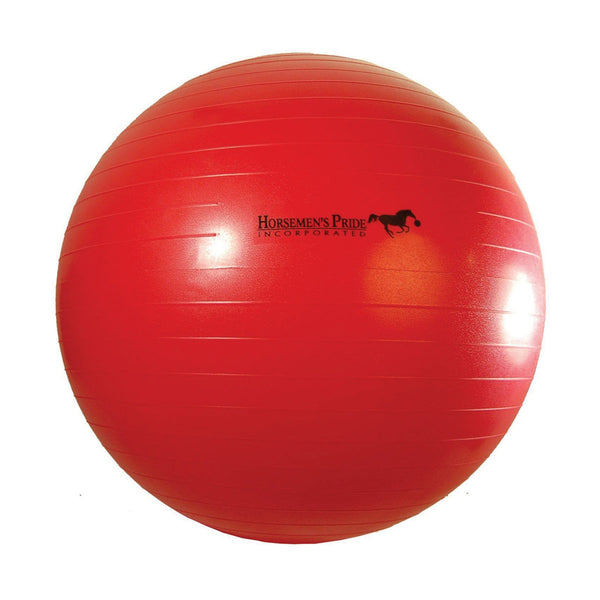 Horsemen's Pride Jolly Mega Ball in Red 7518