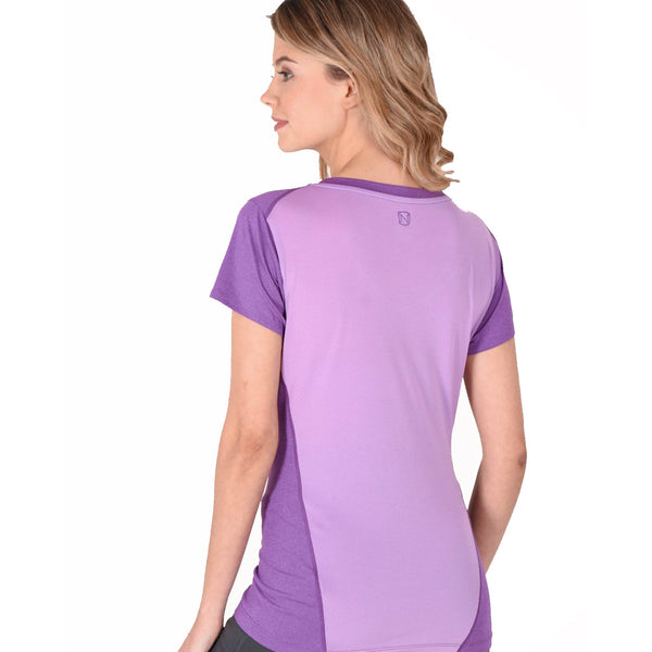 Noble Outfitters Karleigh Short Sleeve Riding TopRider Rare 22501