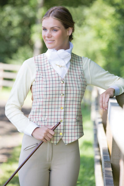 Equetech Ladies Foxhunter Waistcoat