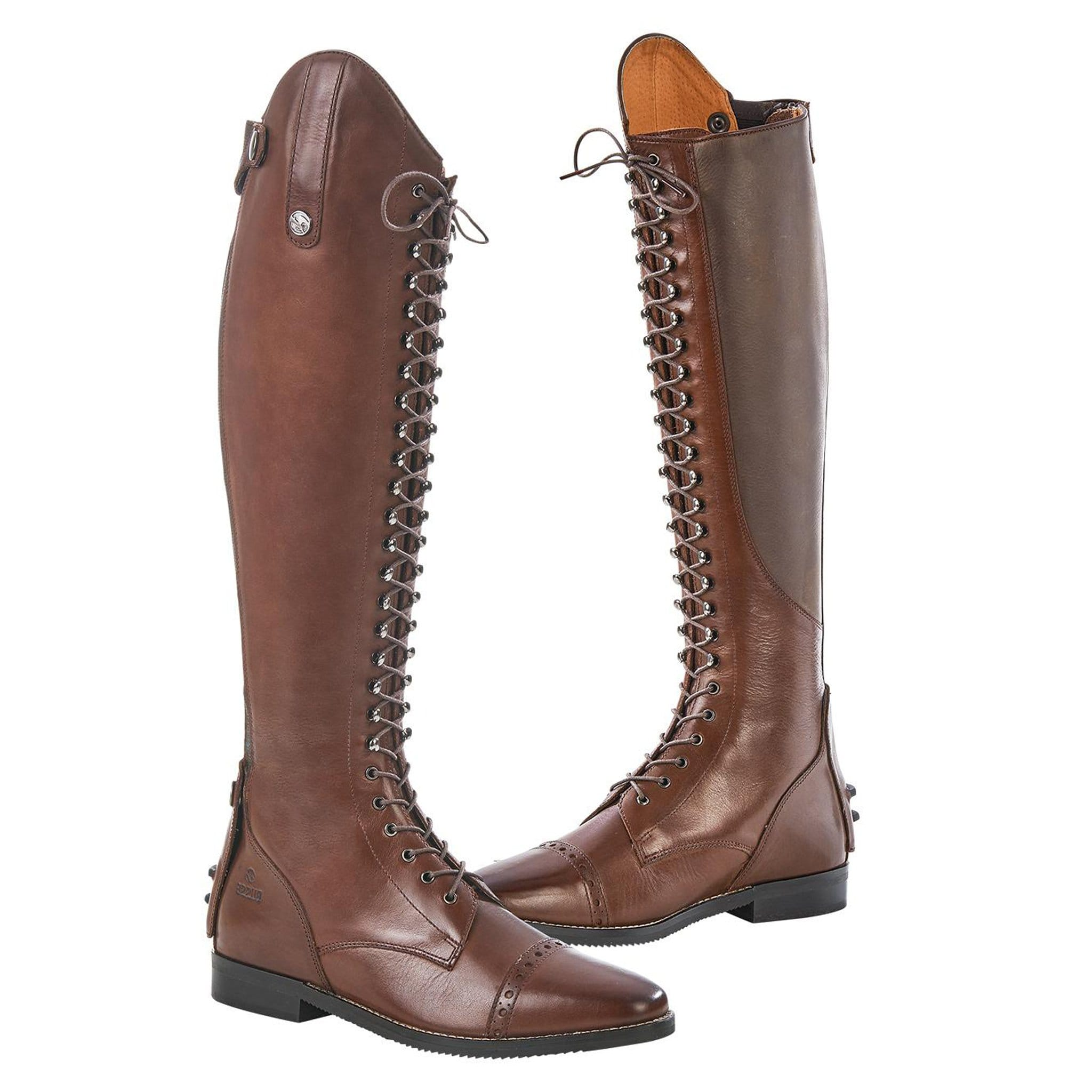 Busse Laval Riding Boots Brown 728016