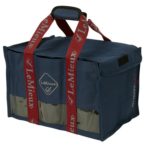 LeMieux ProKit System Luxury Bandage Bag Navy 6244