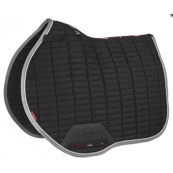 LeMieux EuroJump Saddle Pad Black 8159