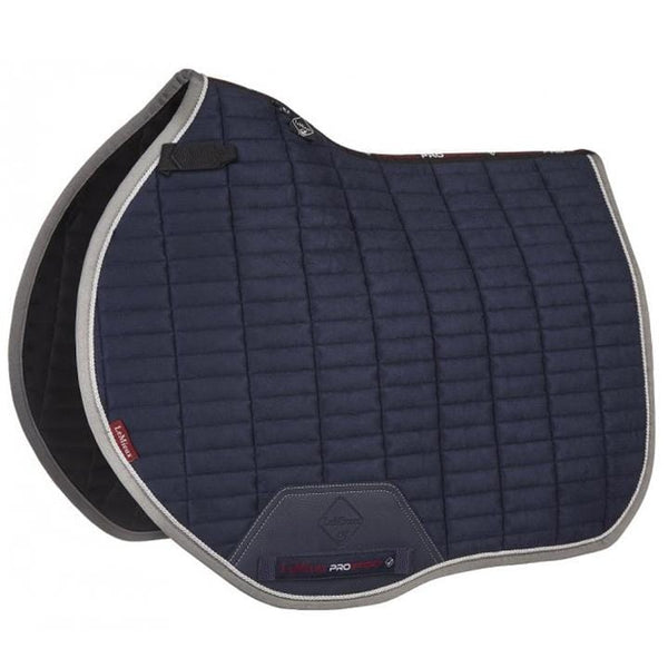 LeMieux EuroJump Saddle Pad Navy 8171