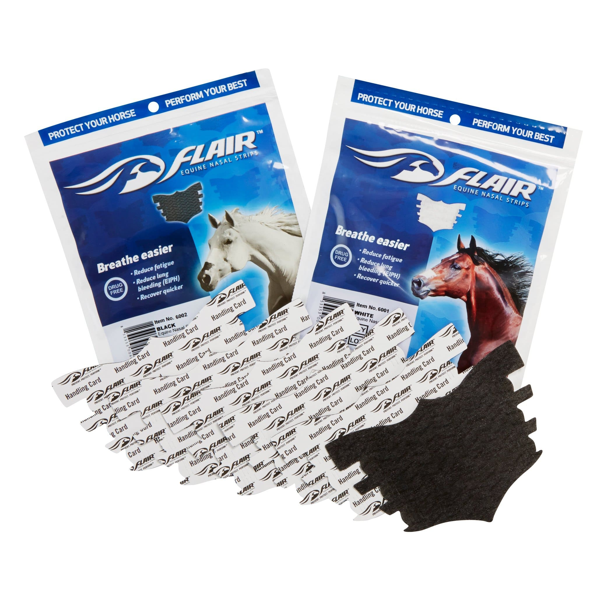 Flair Nasal Strips with packaging 9541