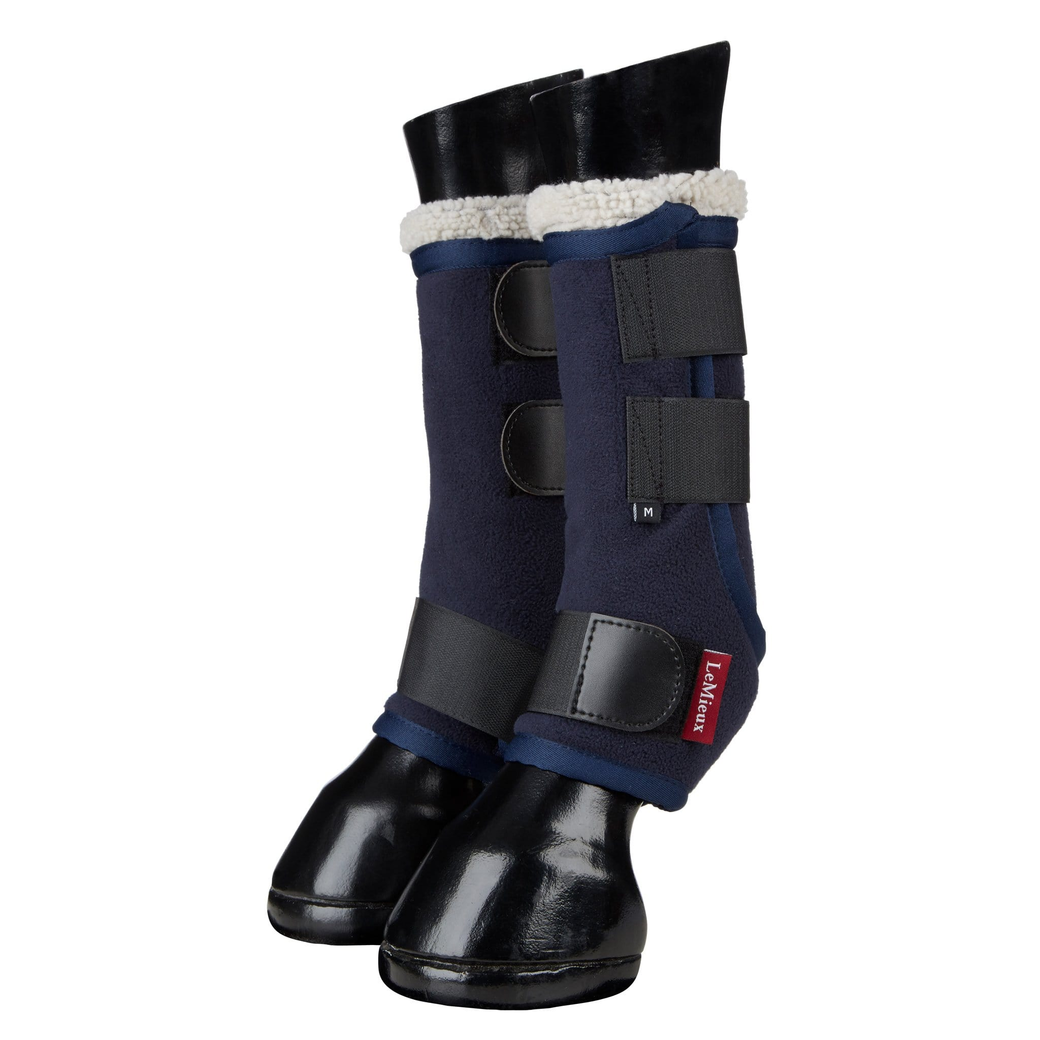 LeMieux Four Seasons Leg Wraps Navy 9929