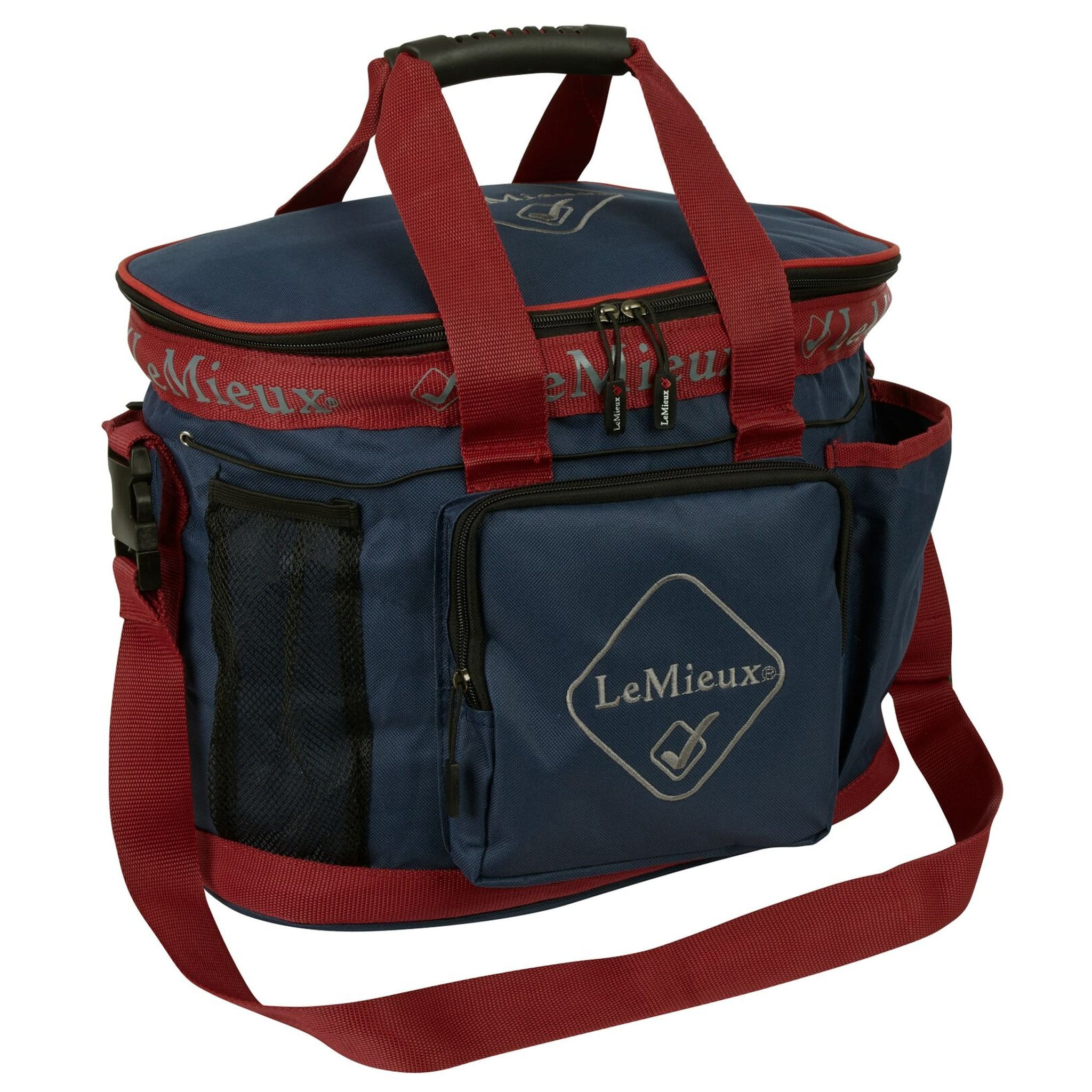 LeMieux ProKit System Luxury Grooming Bag Navy 6249