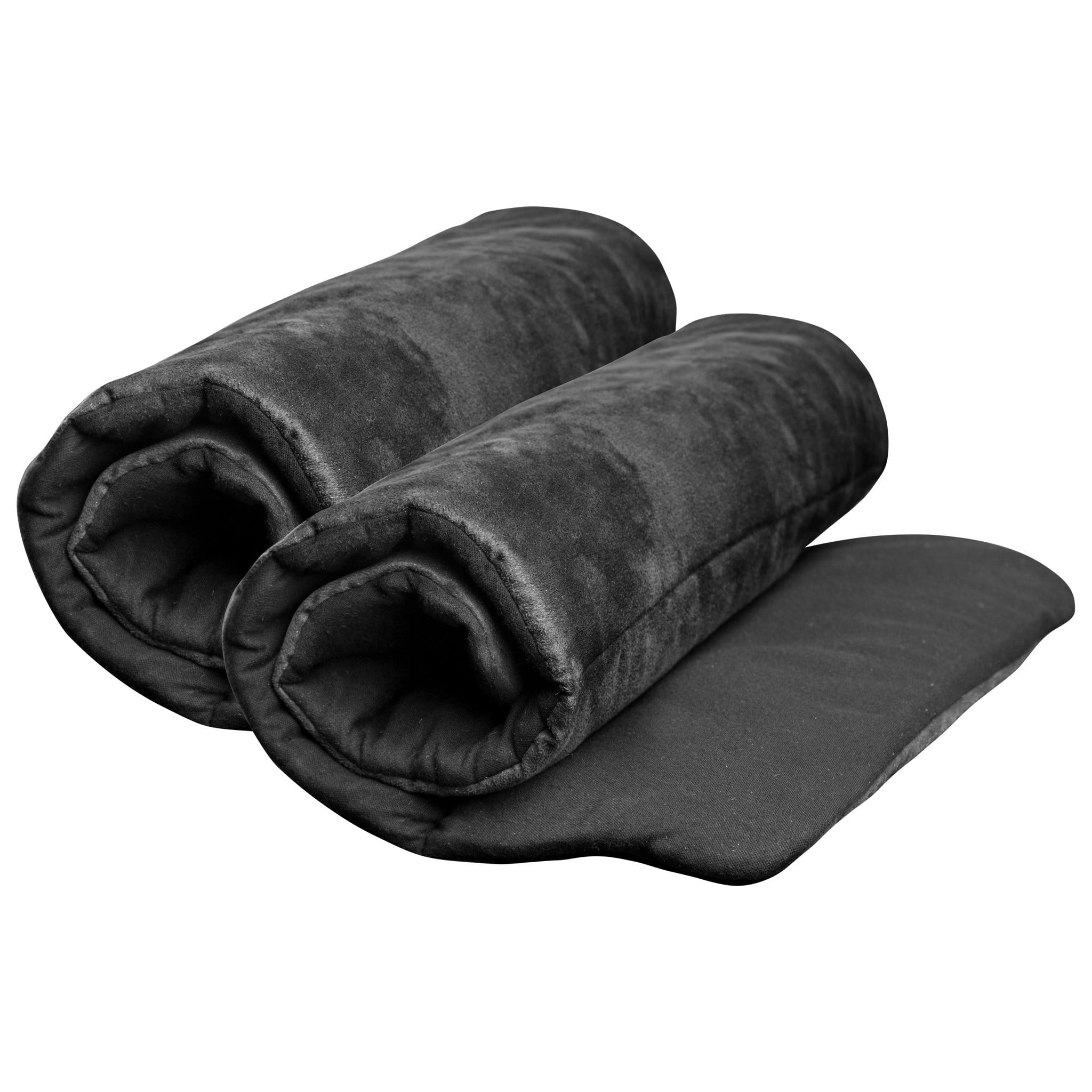 LeMieux Bamboo Pillow Wraps Black 8880