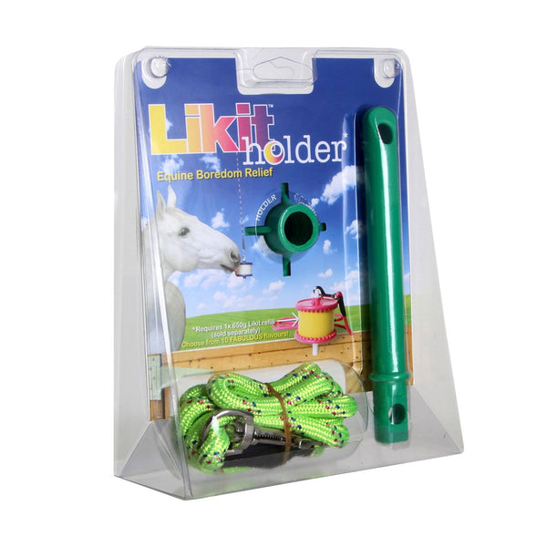 Likit Holder in Green Package 13331