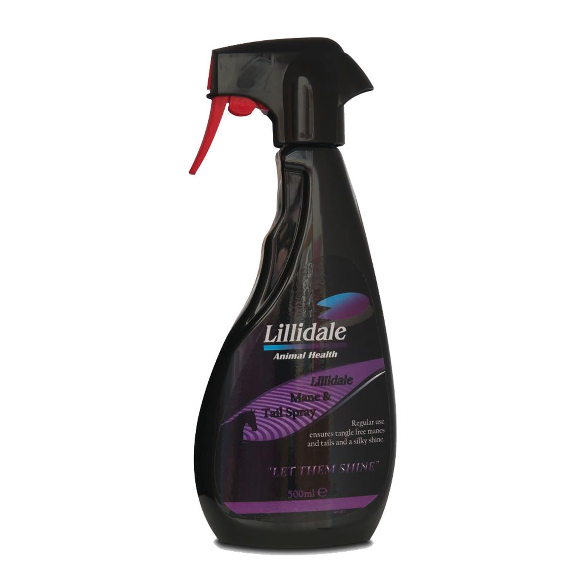 Lillidale Mane and Tail Conditioner 500ml spray 6528.