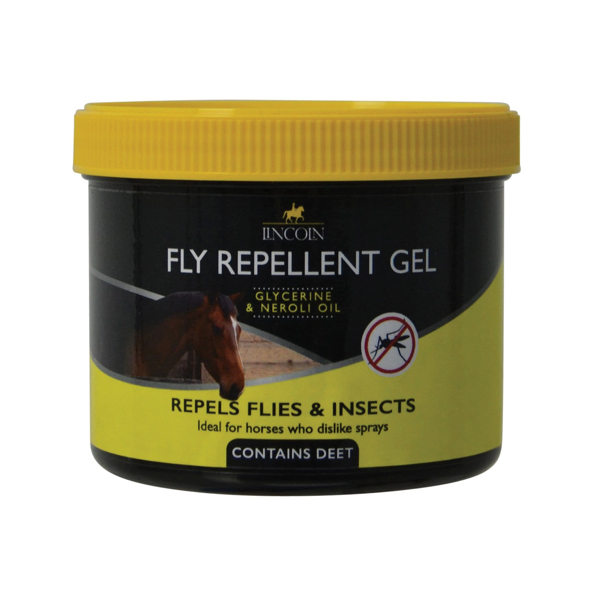 Lincoln Fly Repellent Gel 4098