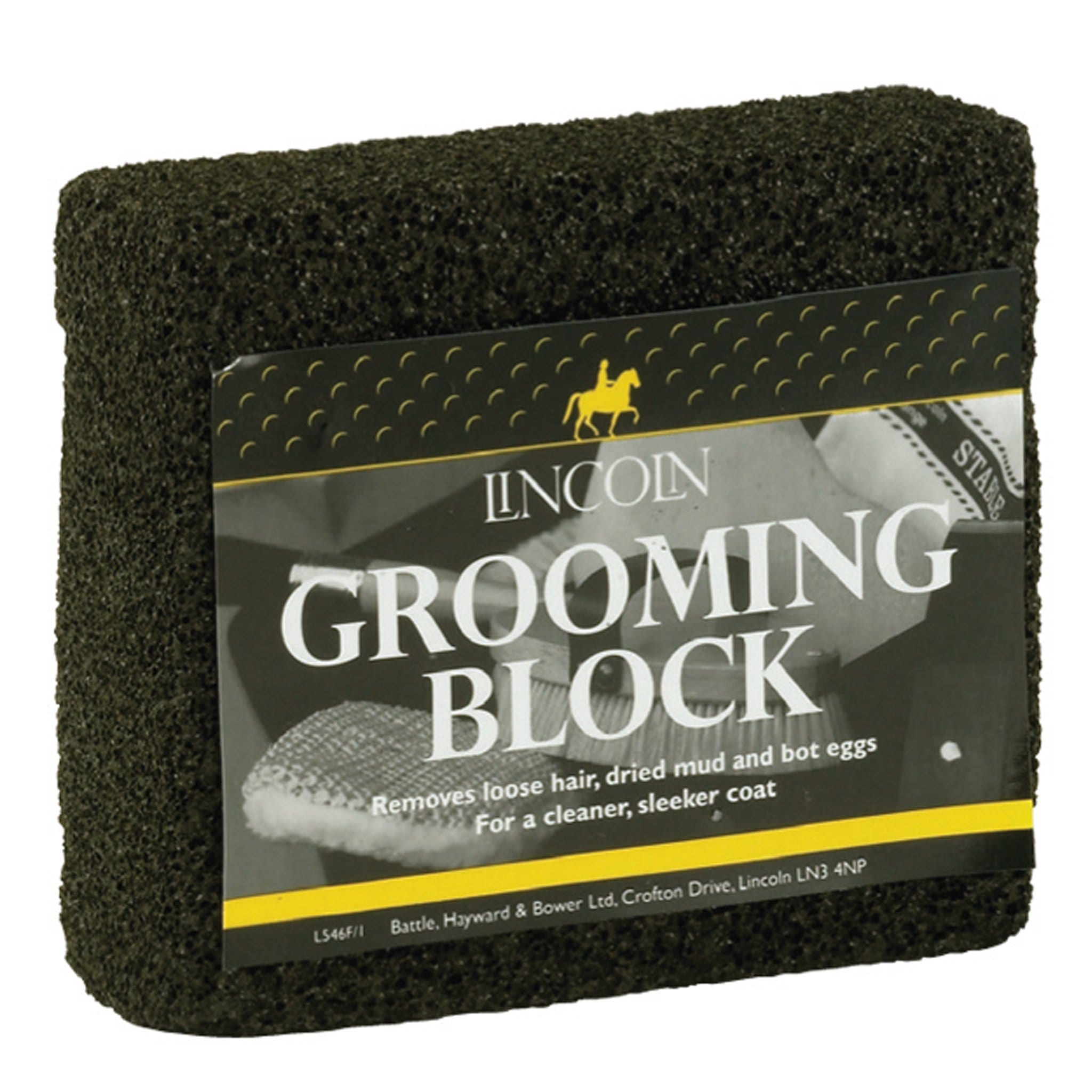 Lincoln Grooming Block 4315