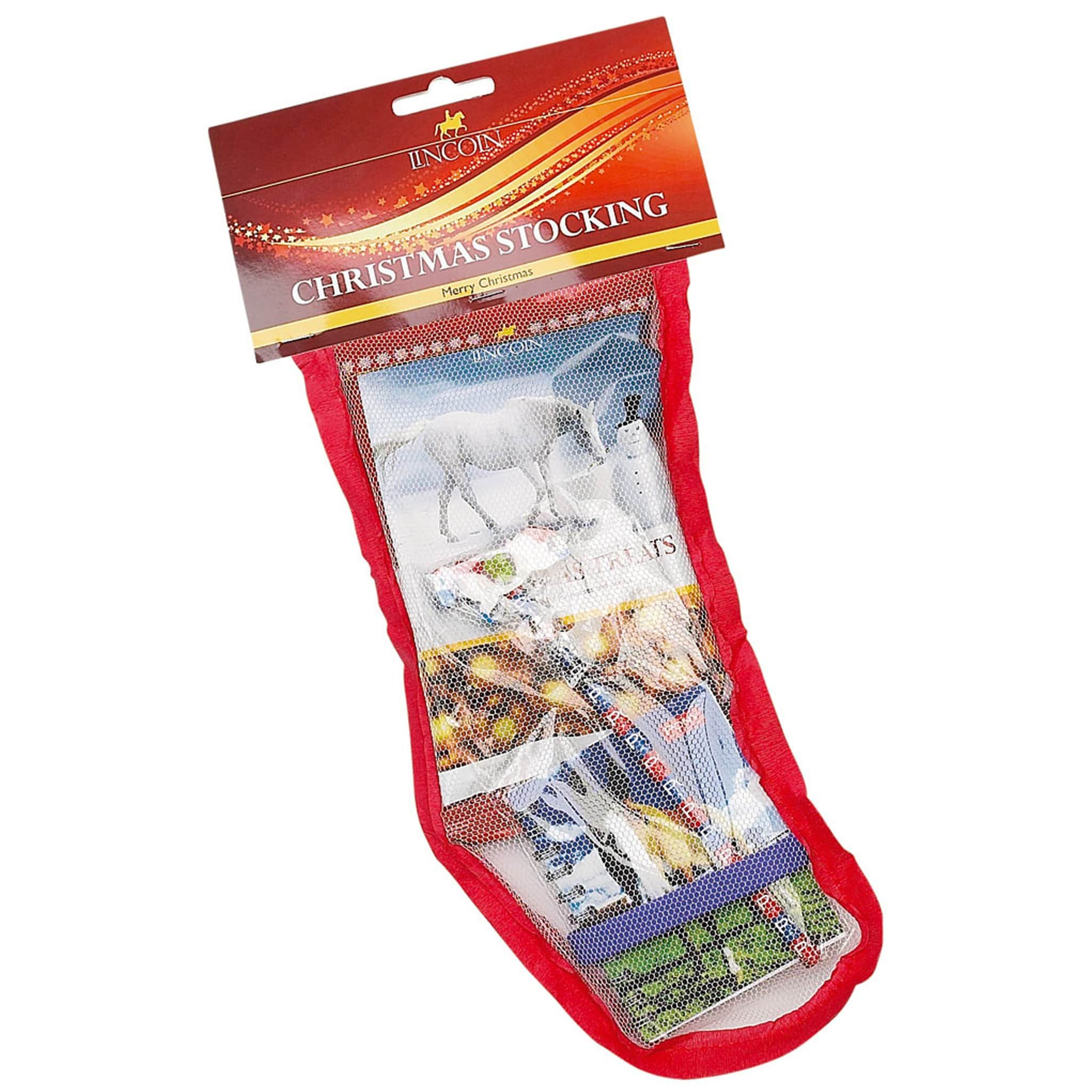 Lincoln Pony Mad Stocking 3988