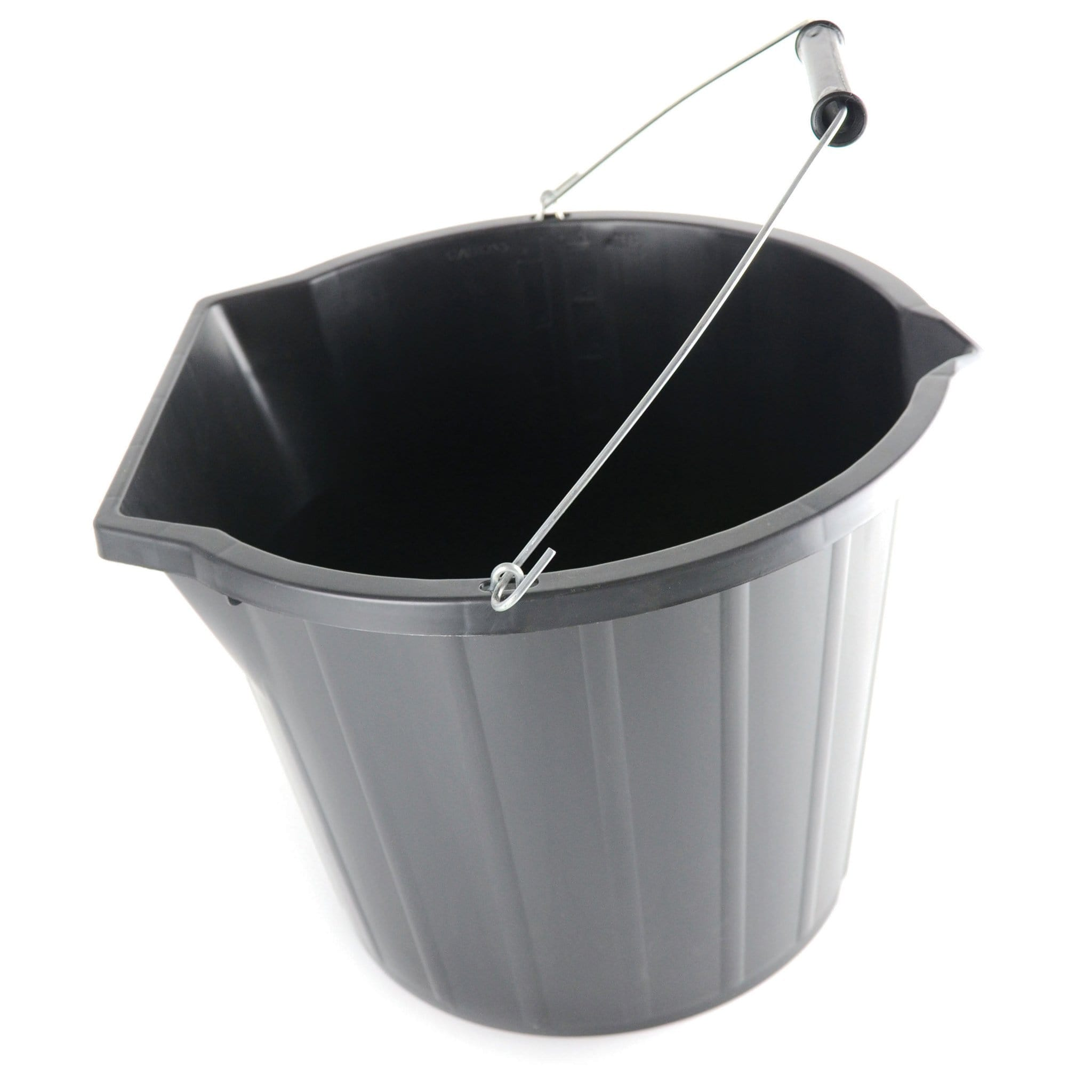 Lincoln Scoop & Pour Bucket Black 3928