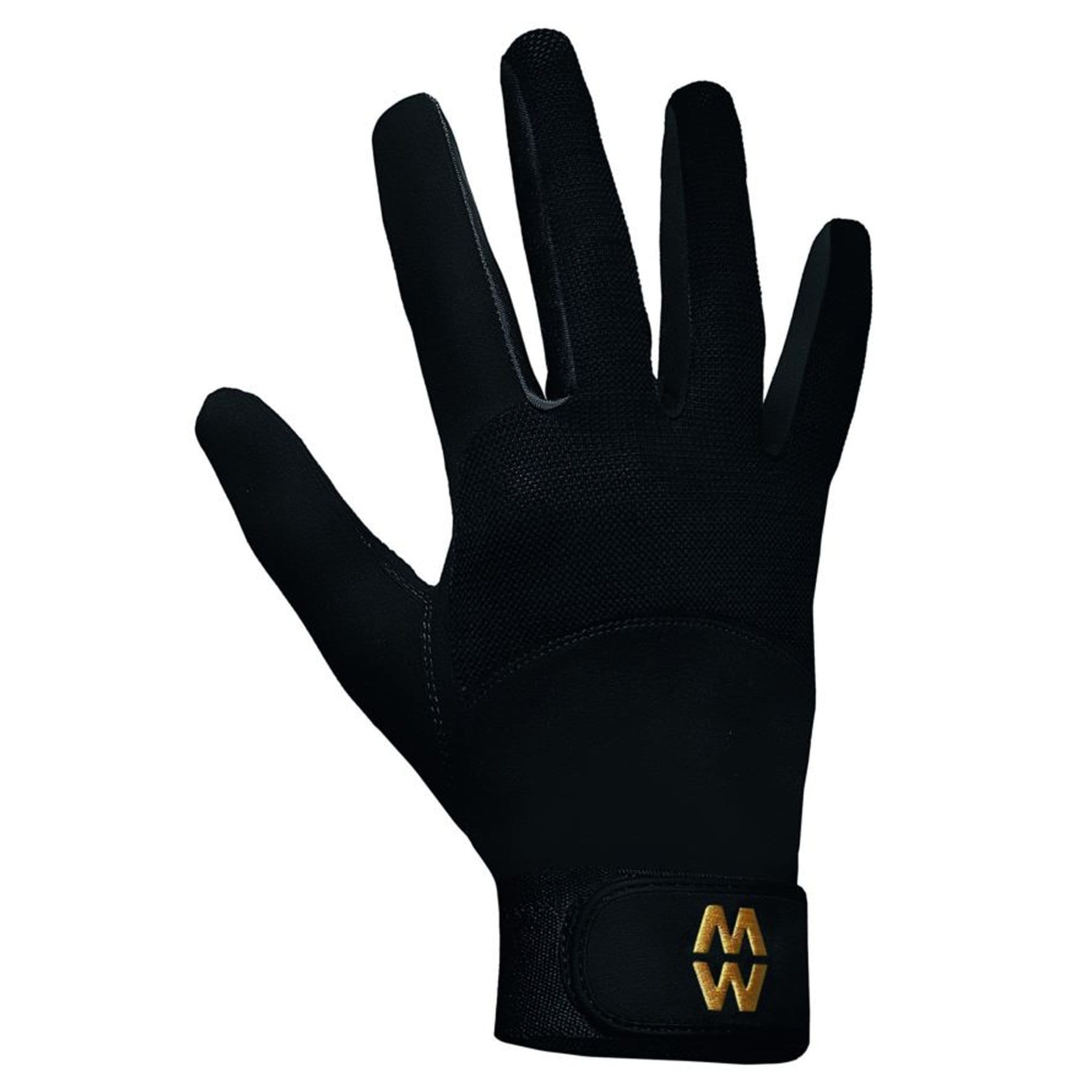 MacWet Mesh Long Cuff Gloves Black 2500.