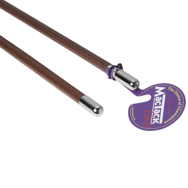 Mactack Show Cane With Nickel Caps MAC5716
