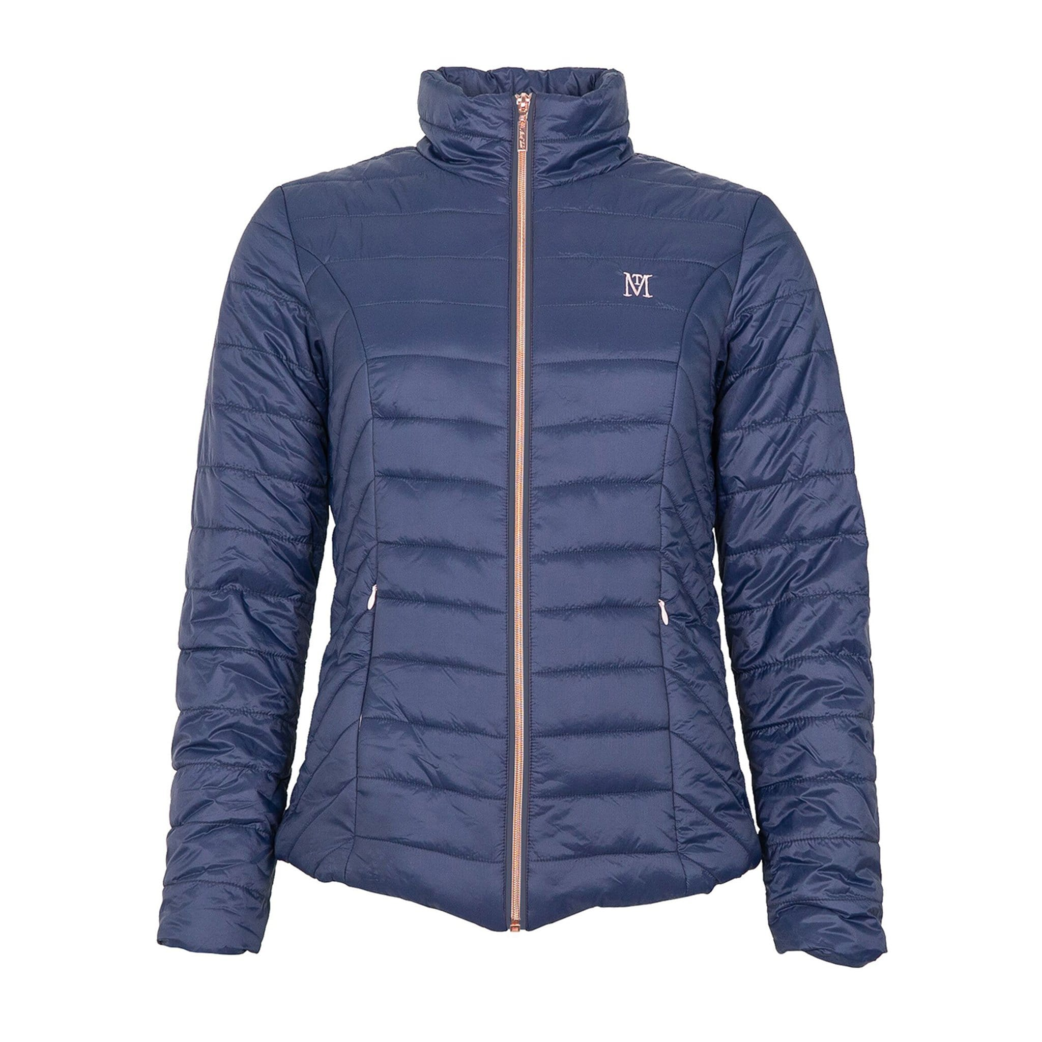 Mark Todd Rhapsody Jacket Navy TOD692115.