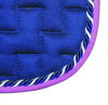 Mark Todd GP Saddle Pad Royal and Lilac 860605