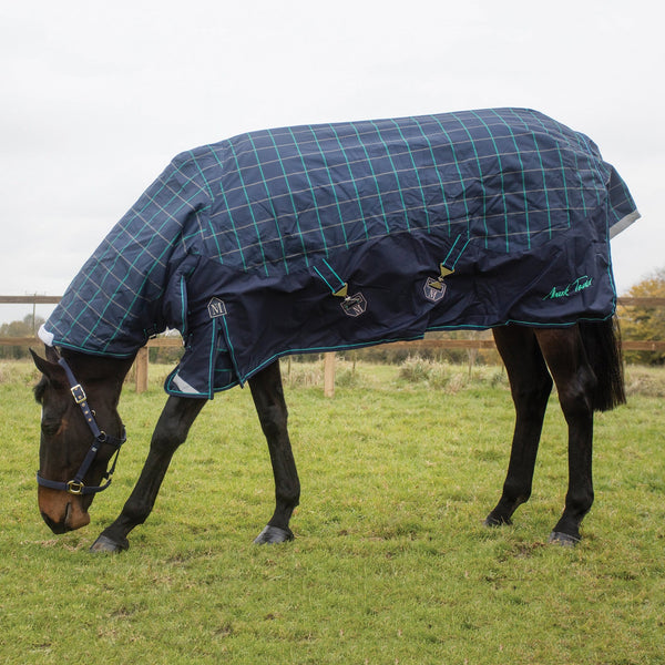 Mark Todd Heavyweight Combo Turnout Rug Side View TOD880614