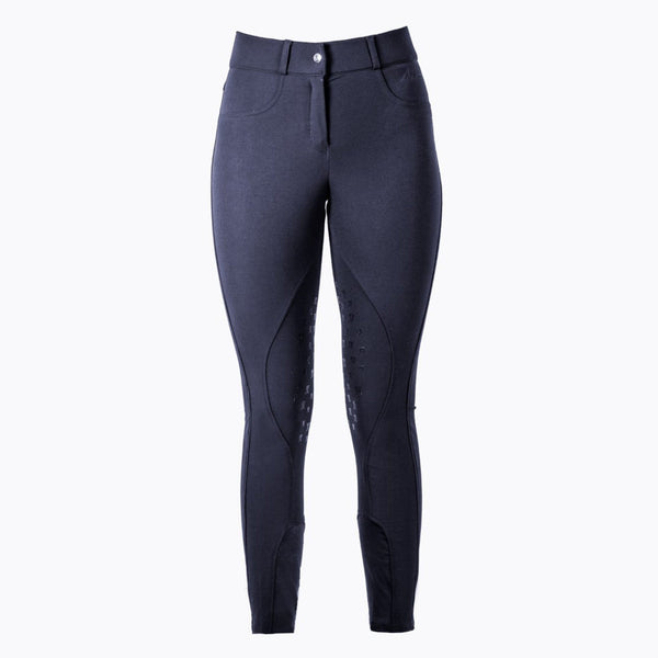 Mark Todd Ladies Marceline Breeches Navy Studio TOD603169