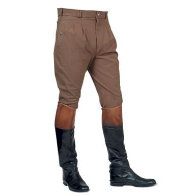 Mark Todd Men's Auckland Breeches in Coffee