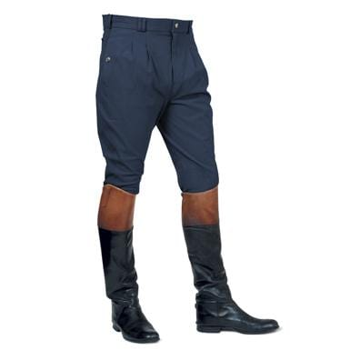 Mark Todd Men's Auckland Breeches in Navy