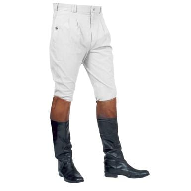 Mark Todd Men's Auckland Breeches in White