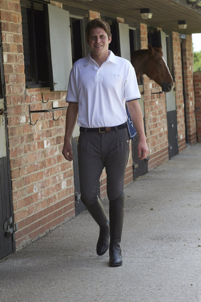 Mark Todd Men's Coolmax Grip Breeches worn by Rider