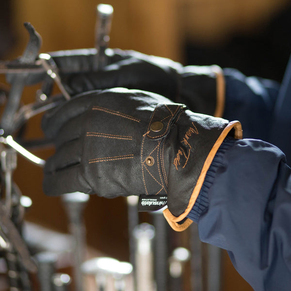 Mark Todd Winter Gloves With Thinsulate Lifestyle