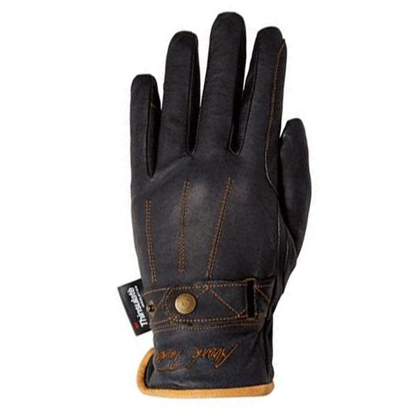 Mark Todd Winter Gloves With Thinsulate - XS / Black