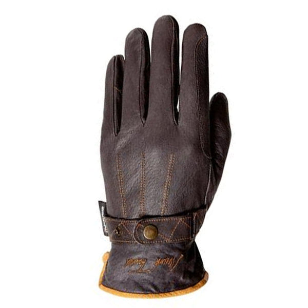 Mark Todd Winter Gloves With Thinsulate - M / Brown