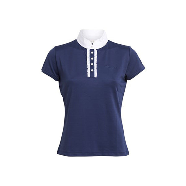 Montar Competition Shirt in Navy ct1627