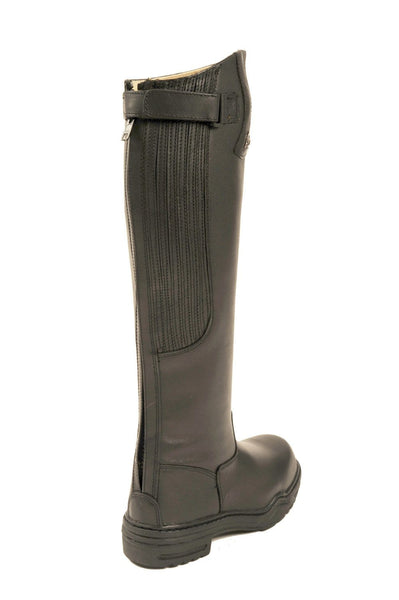 Mountain Horse High Rider II Boot in Black Back