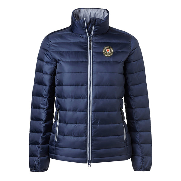 Mountain Horse Ambassador Jacket Navy Studio Front View 03295