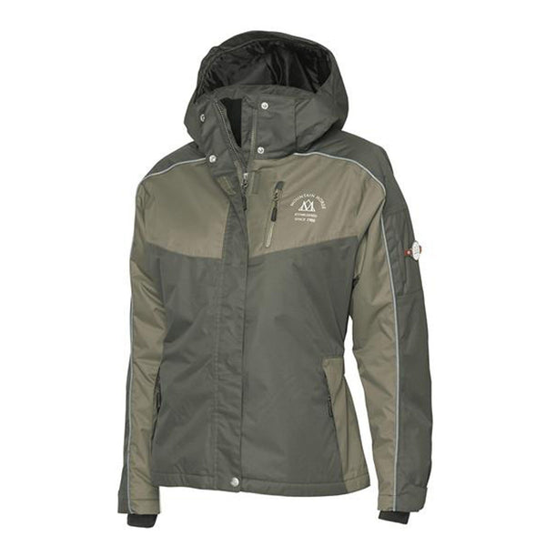 Mountain Horse Amber Jacket Olive Studio 03214