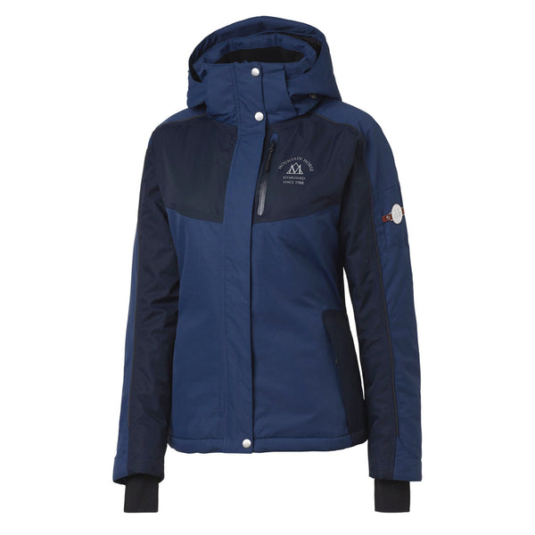 Mountain Horse Amber Jacket Navy Studio Front 03214
