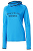 Mountain Horse Aveny Tech Hoodie in Blue