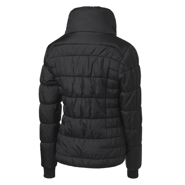 Mountain Horse Beverly Jacket Black Rear View 03257