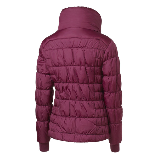 Mountain Horse Beverly Jacket in Cranberry Red Rear