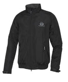 Mountain Horse Unisex Crew Jacket II - XS / Black | EQUUS