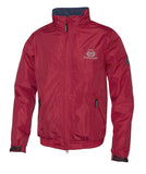 Mountain Horse Unisex Crew Jacket II - XS / Royal Red | EQUUS