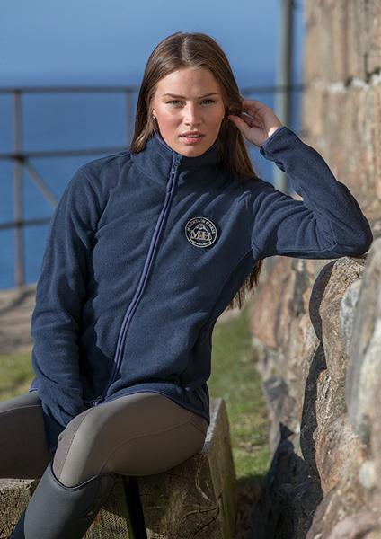 Mountain Horse Lara Fleece - XS / Midnight Blue | EQUUS