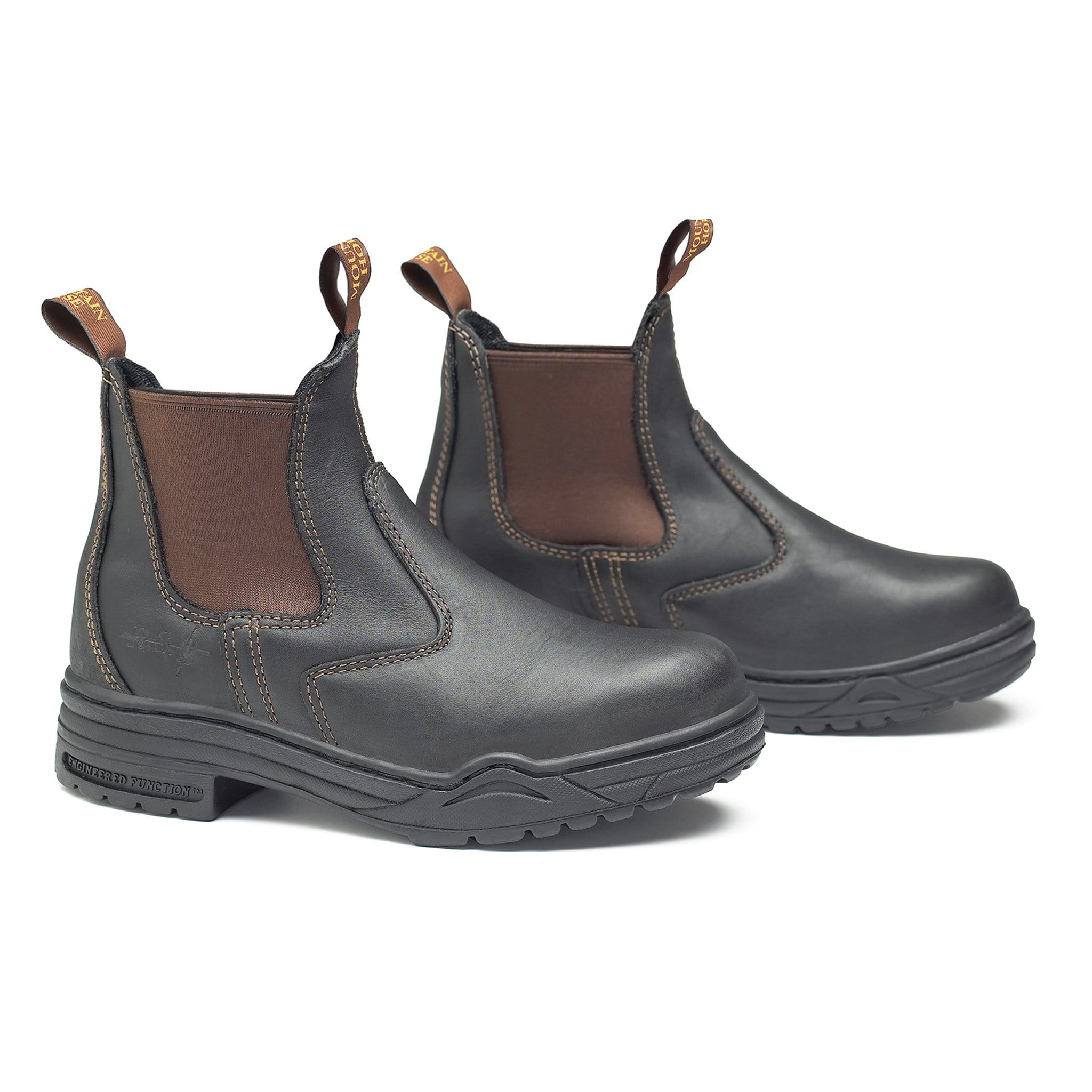 Mountain Horse Protective Jodhpur Boot 01070