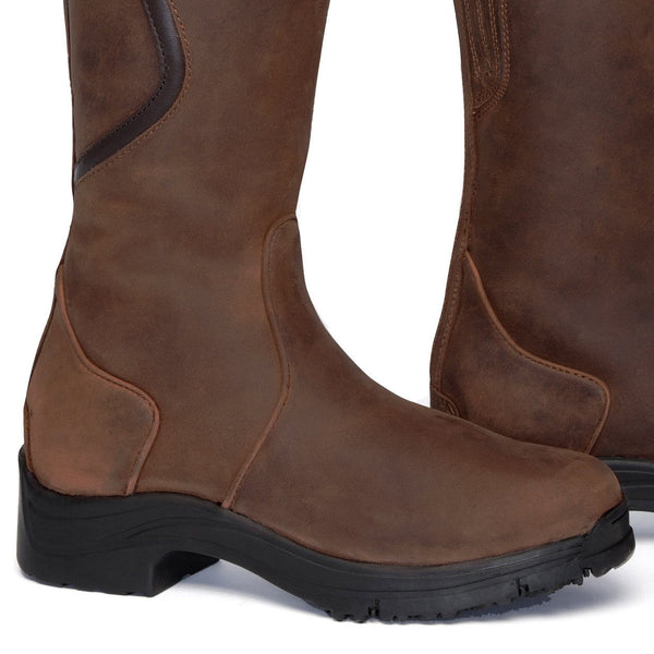 Mountain Horse Snowy River High Rider Boot Foot Inset