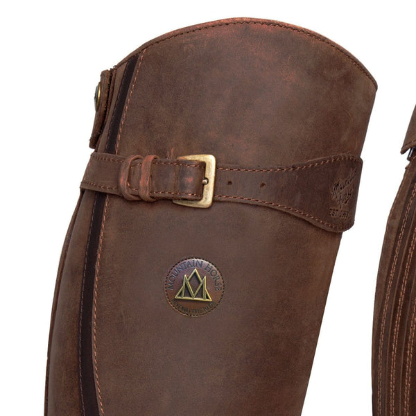 Mountain Horse Snowy River High Rider Boot Gusset Inset