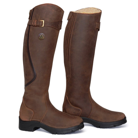 Mountain Horse Snowy River High Rider Boot in Brown